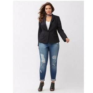 NWT Lane Bryant Modernist Collection Blazer BS4